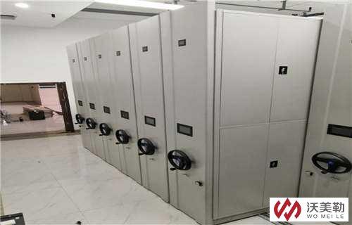 密集架的材料磷化喷塑的加工生产过程