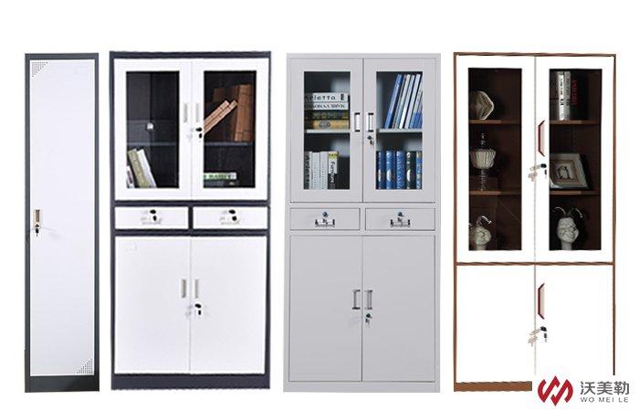 本实用新型涉及一种文件柜,特别是一种可拆装