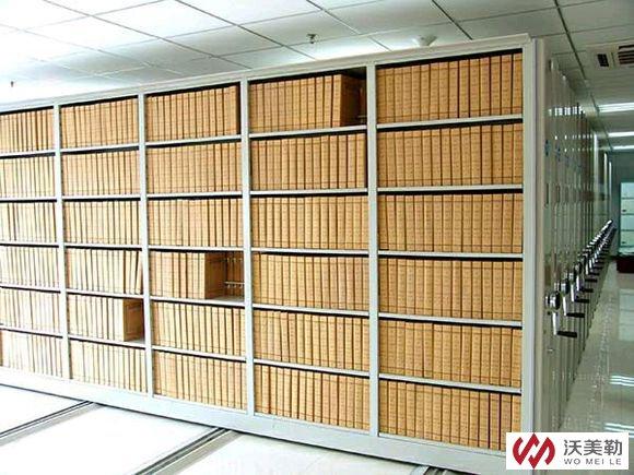 档案密集柜的承重是多少?装上档案有多重?