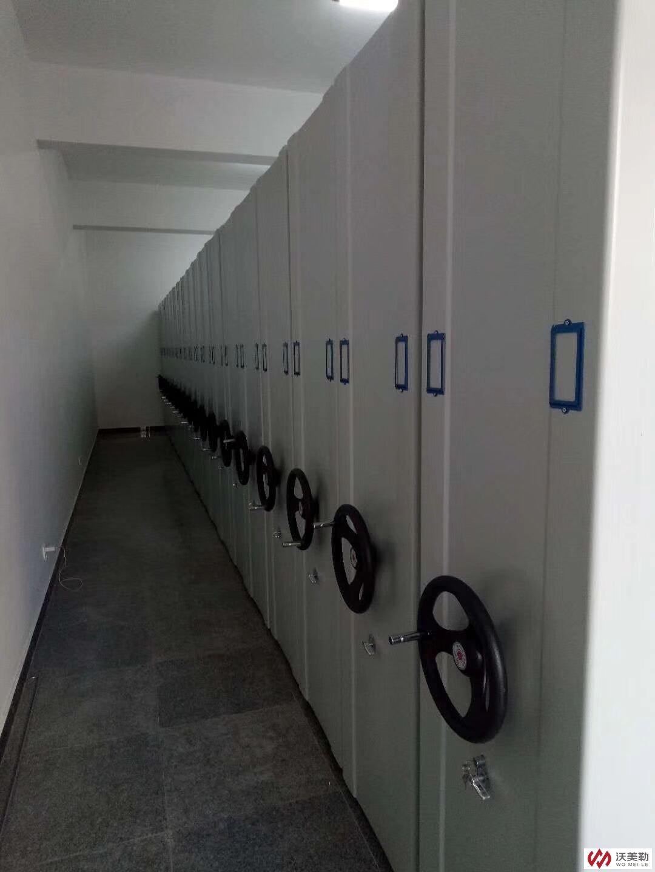 智能型档案密集架RFID智能电子标签密集柜介绍说