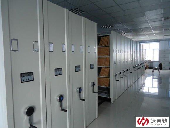 智能档案密集柜与传统手动密集柜的优势