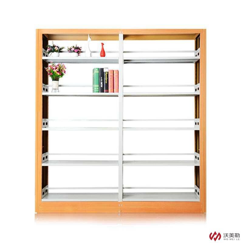 钢木图书馆书架的结构规格